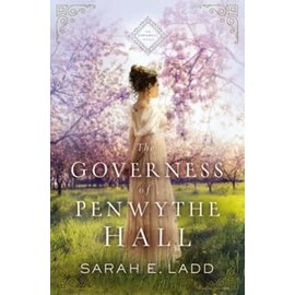 Cornwall Novels #1: The Governess of Penwythe Hall (Sarah E. Ladd), Paperback