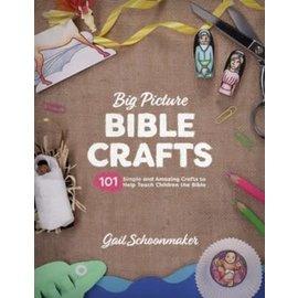 Big Picture Bible Crafts (Gail Schoonmaker), Paperback