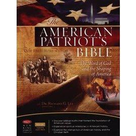 NKJV The American Patriot's Bible, Hardcover