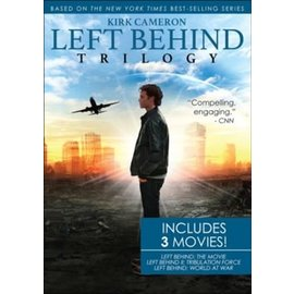 DVD - Left Behind Trilogy