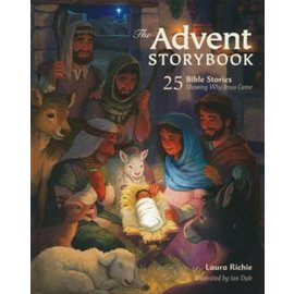 The Advent Storybook, Hardcover