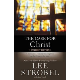The Case for Christ, Student Edition (Lee Strobel), Paperback