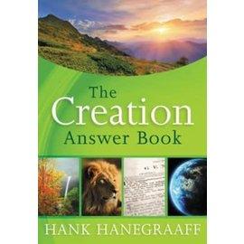 The Creation Answer Book (Hank Hanegraaff), Hardcover