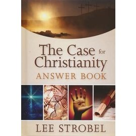 The Case for Christianity, Answer Book (Lee Strobel), Hardcover