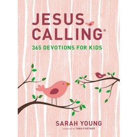 Jesus Calling: 365 Devotions for Kids (Girls Edition), Hardcover