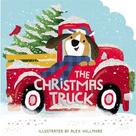 The Christmas Truck, Board Book