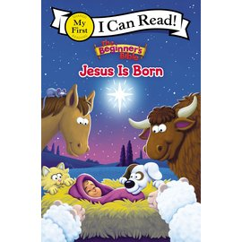I Can Read My First:  Jesus Is Born