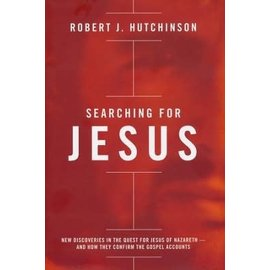 Searching for Jesus (Robert J. Hutchinson), Hardcover
