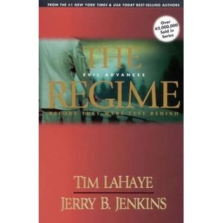 Before They Were Left Behind #2: The Regime (Tim LaHaye, Jerry B. Jenkins), Paperback