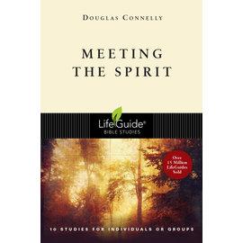 LifeGuide Bible Study: Meeting the Spirit
