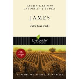 LifeGuide Bible Study: James