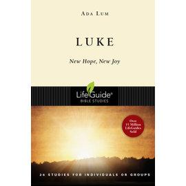 LifeGuide Bible Study: Luke