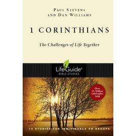 Lifeguide Bible Study: 1 Corinthians