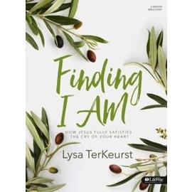 Finding I AM, Member Book (Lysa TerKeurst), Paperback