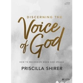 Discerning the Voice of God, Bible Study (Priscilla Shirer), Paperback