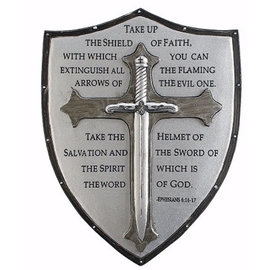 Plaque - Armor of God