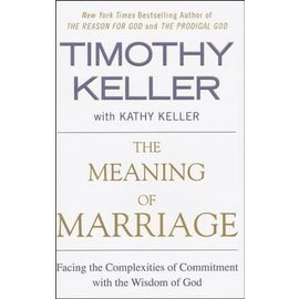 The Meaning of Marriage (Timothy Keller), Paperback