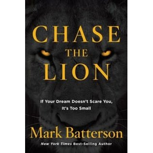Chase the Lion (Mark Batterson), Paperback