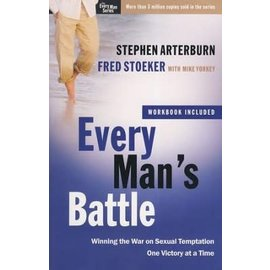 Every Man's Battle w/Study Guide (Stephen Arterburn, Fred Stoeker), Paperback
