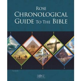 Rose Chronological Guide to the Bible, Spiral-bound