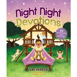Night Night Devotions (Amy Parker), Hardcover