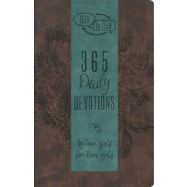 Teen to Teen, 365 Daily Devotions by Teen Girls for Teen Girls