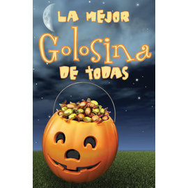 Good News Bulk Tracts: The Best Treat of All (Spanish)