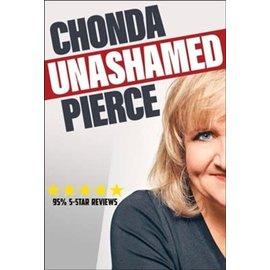 DVD - Unashamed (Chonda Pierce)
