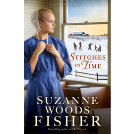 The Deacon's Family #2: Stitches in Time (Suzanne Woods Fisher), Paperback