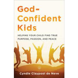God-Confident Kids (Cyndie Claypool de Neve), Paperback