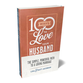 100 Ways to Love Your Husband/Wife Bundle (Matt Jacobson, Lisa Jacobson), Paperback