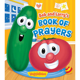 Bob and Larry's Book of Prayers (Peggy Schaefer), Board Book