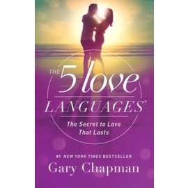 The 5 Love Languages (Gary Chapman), Paperback