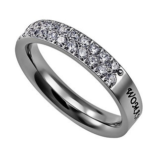 Covenant Ring: Woman of God