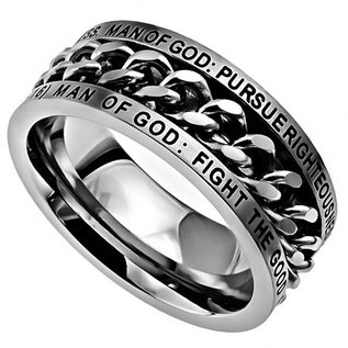 Chain Ring: Man of God