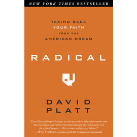 Radical (David Platt), Paperback