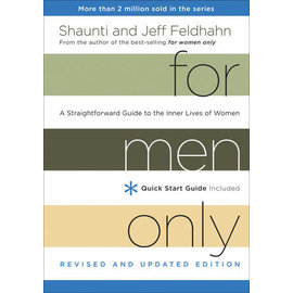 For Men Only (Shaunti Feldhahn, Jeff Feldhahn), Hardcover