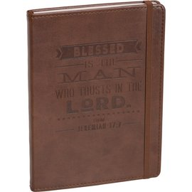 Journal - Blessed is the Man