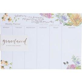 Weekly Planner - Whatever is True