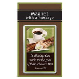Magnet - God Works for Good
