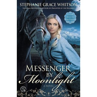 Messenger By Moonlight (Stephanie Grace Whitson), Paperback