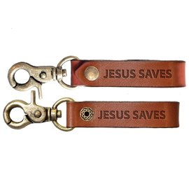 Keychain - Jesus Saves