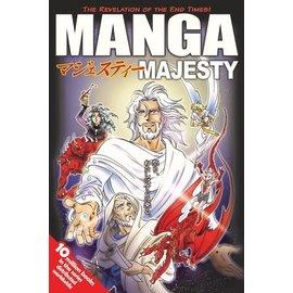 Manga #6: Majesty