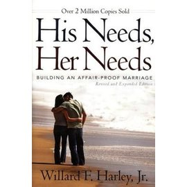 His Needs, Her Needs (Willard Harley), Hardcover