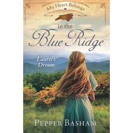 My Heart Belongs in the Blue Ridge (Pepper Basham), Paperback