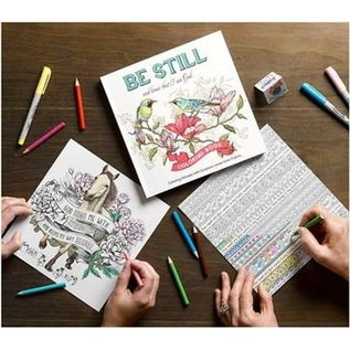 Coloring Book - Be Still