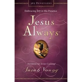 Jesus Always (Sarah Young), Hardcover