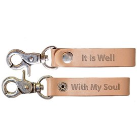 Keychain - It Is Well