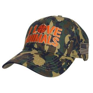 Hat - I Love Animals