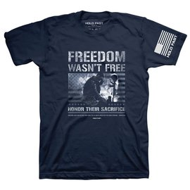 T-shirt - HF Freedom Wasn't Free